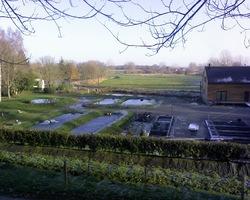 Pisciculture des Étangs de Simon - SOUGEAL - Vidange d'étang